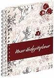 Pagna Hochzeitsplaner - La vie en Rose, 170 x 240 mm, 96 Seiteneiten