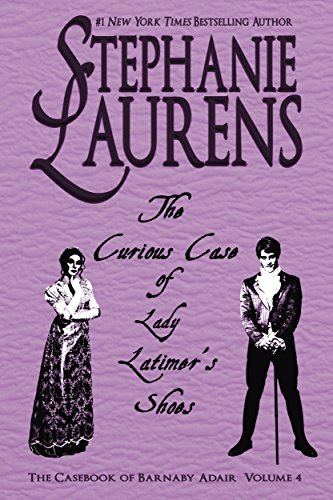 The Curious Case of Lady Latimer's Shoes: A Casebook of Barnaby Adair Novel (English Edition)