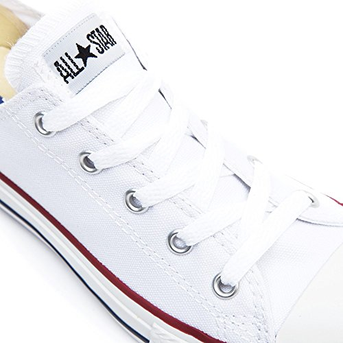 Converse Chuck Taylor All Star Wash Neon Ox, Baskets mode mixte enfant bianco(White)