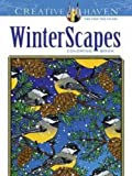 Creative Haven Winterscapes (Creative Haven Coloring Books)