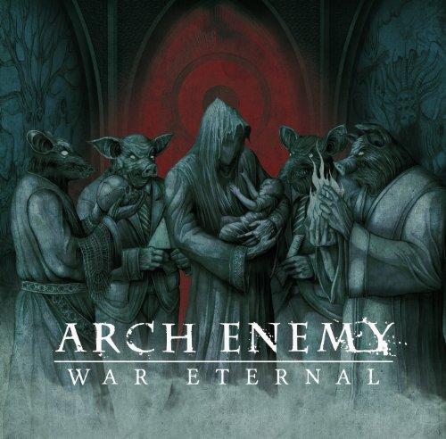 Arch Enemy - War Eternal (CD+DVD) [Japan LTD CD] QATE-10053 by Arch Enemy