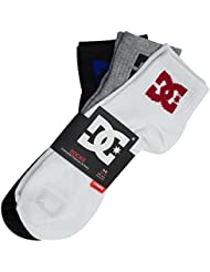 DC Shoes 3-Pack Socken (One size EUR 40-45)