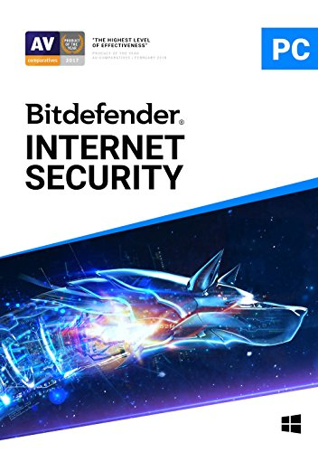 Price comparison product image Bitdefender Internet Security / Download / Standard 1 Year / 3 PC / 1 Year / PC / Online Code