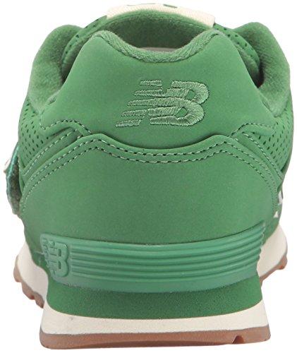 New Balance 574, Scarpe da Ginnastica Basse Unisex – Bambini Verde (green)
