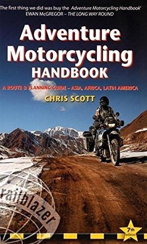 Adventure Motorcycling Handbook. Trailblazer. (Trailblazer Guides) por VV.AA.