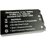 Easypix GoXtreme Accessory Batterie rechargeable pour Wi-Fi control caméra