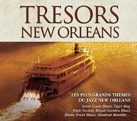 Tresors Jazz - Trésors du Jazz New Orleans (Coffret 4