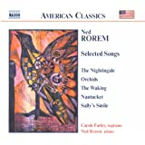 American Classics - Ned Rorem (Selected Songs)