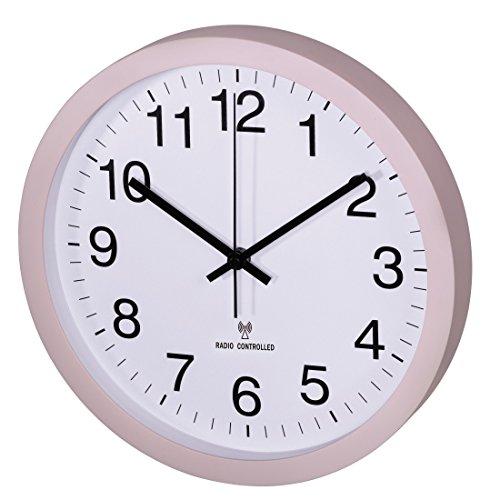 Beige Hama 00136219 - Orologio da parete, Cucina 4047443279378 (c1d ...