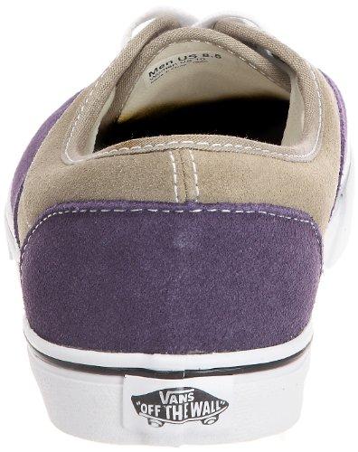 Vans LPE VJK6LGZ Unisex - Erwachsene Klassische Sneakers Violett (Purple Velvet/Dune)