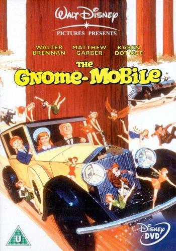 Gnomemobile [Reino Unido] [DVD]