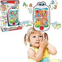 Clementoni - 14948 - Baby Clementoni Akıllı Telefon
