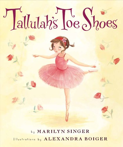 Tallulah's Toe Shoes (English Edition) -
