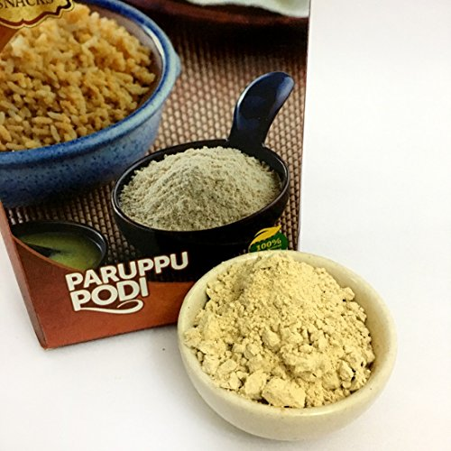 The Grand Sweets (Chennai) Paruppu Podi South Indian Spicy Lentil Chutney Powder - 200 gm