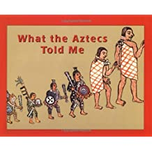 What the Aztecs Told Me by Krystyna Libura (1997-08-12)