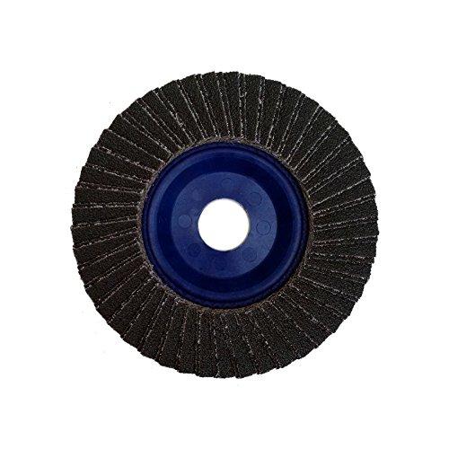 1//4 Shank Taipan Abrasives TO-5252  Original Aluminum Oxide Flap Wheel 1//4 Shank 1 Dia. 1 Width 30000 RPM 1 Width 1 Dia 60 Grit