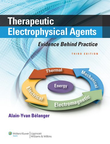 Therapeutic Electrophysical Agents. Evidence Behind Practice