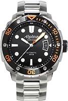 Alpina Geneve Extreme Diver AL-525LBO4V26B Reloj Automático para hombres Alpi...