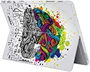 MasiBloom Protective Decal Sticker for 10 inch Microsoft Surface Go 2 Tablet (2020 2018 Released) Anti Scratch