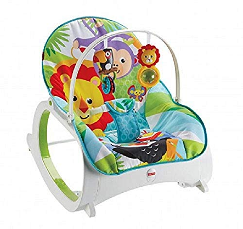 Fisher-Price FMN39 Infant-to-Tod...
