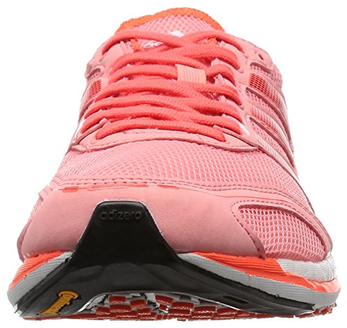 adidas Unisex-Erwachsene Adizero Takumi Sen 3 Laufschuhe Varios colores (Rosa (Rosray / Negbas / Rojsol))