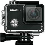 GoXtreme Rallye Wi-Fi Full HD Action-Cam mit wasserdichtem Gehäuse (1088p, 1 MP, CMOS-Sensor, 5 cm (2 Zoll) Display inklusiv Li-Ion Akku) schwarz