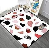 Teppich Nordic Bunte Geometrische Shred Print Kinderzimmer Crawl Spiel Mat Schlafzimmer Home Teppich...