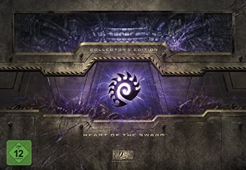 StarCraft II: Heart of the Swarm (Add-On) - Collector's