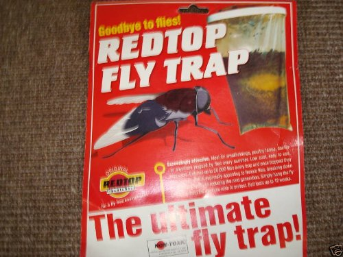 51o0MeC%2BezL BEST BUY UK #1Red Top Fly Trap EV by Red Top Fly Trap