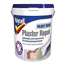 Polycell Plaster Repair Polyfilla Ready Mixed - 2.5 L