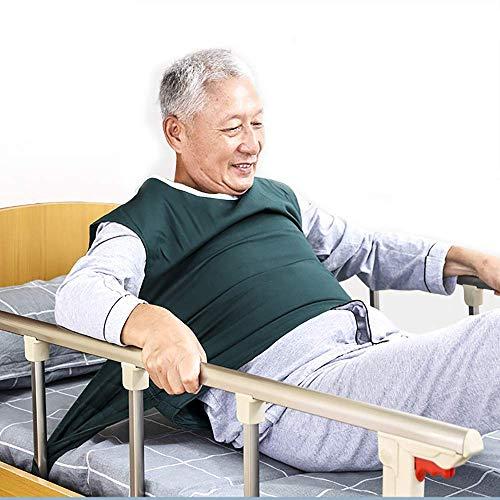 Moderazione del torace per letto o sedia a rotelle, fascia di contenimento della spalla anti-caduta del letto di assistenza medica, per irrequietezza mentale paziente pazzo,L
