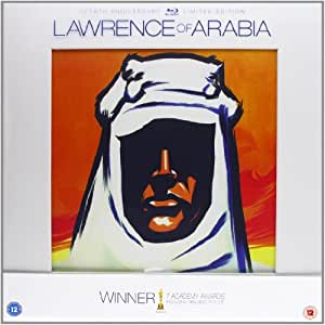 Lawrence of Arabia 50th Anniversary Limited Edition Collector's Box Set (Blu-ray + UV Copy)  [1962]
