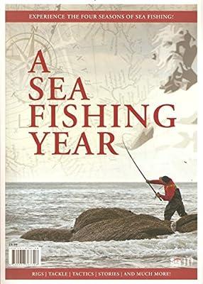 A Sea Fishing Year by David Hall Publishing Ltd
