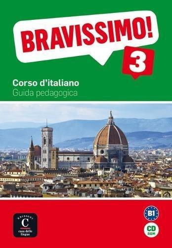 Bravissimo 3. Profesor CD Rom por Equipo Editorial
