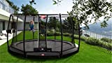 Bergtoys Trampolin Champion Grey, InGround, 430cm - 4