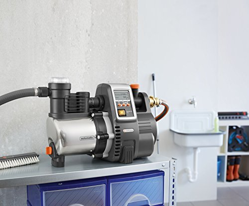 GARDENA Premium Hauswasserautomat 6000/6E LCD Inox - 8