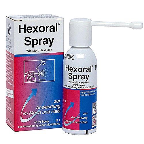 Hexoral Spray, 40 ml