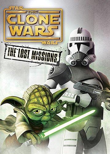 Wars - The Lost Missions (Star Wars The Clone Wars Filmen)