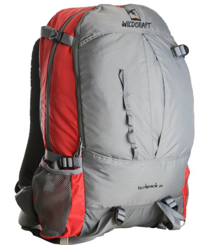Wildcraft Techpack 35 Ltrs Red Rucksack (8903338002895)  available at amazon for Rs.2659