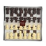 Hussel Confiserie Schachspiel aus Schokolade