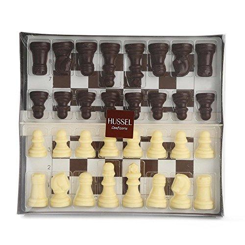 Confiserie Hussel Schachspiel aus Schokolade, 150 g