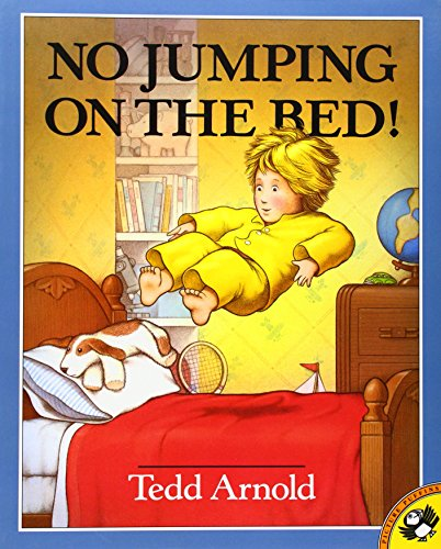 No Jumping on the Bed (Picture Puffin Books)