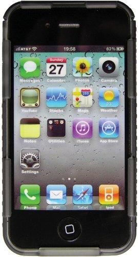 Nite Ize CNT-IP4-06TC Connect Case für Apple iPhone 4/4S rauchig-transparent - Nite Ize Iphone