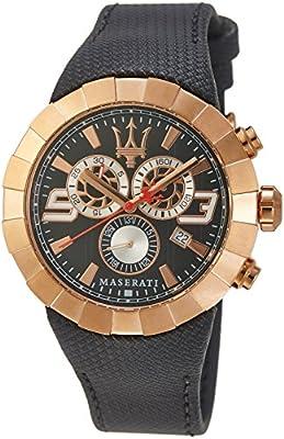 Maserati Reloj de cuarzo Man Tridente Collection R8871603002 43.0 mm de MASERATI