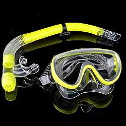 Nouveau Professionnel sous-Marin Anti-Brouillard Masque De Plongée en Silicone Baignade Équipement De Piscine De Pêche Snorkel Lunettes Ensemble