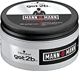 got2b Mann-O-Mann Tiegel, 2er Pack (2 x 100 ml)