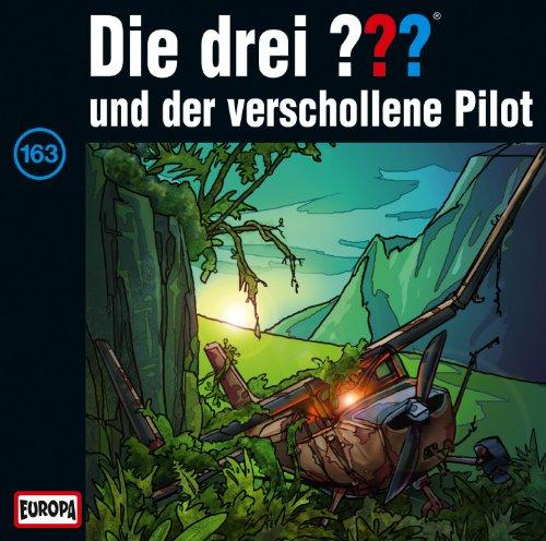 163/und der verschollene Pilot -