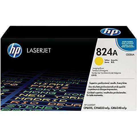 HP CB386A - Tambor de imágenes LaserJet HP 824A amarillo