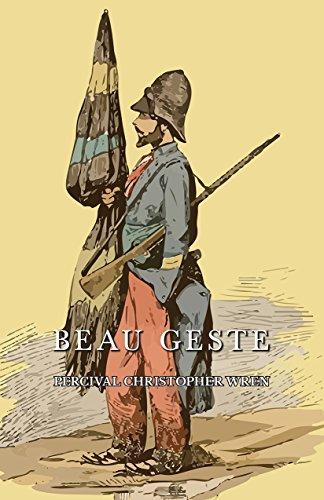 Beau Geste (English Edition) par Percival Christopher Wren