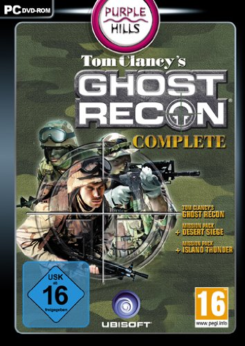 Tom Clancy\'s Ghost Recon - Complete - [PC]
